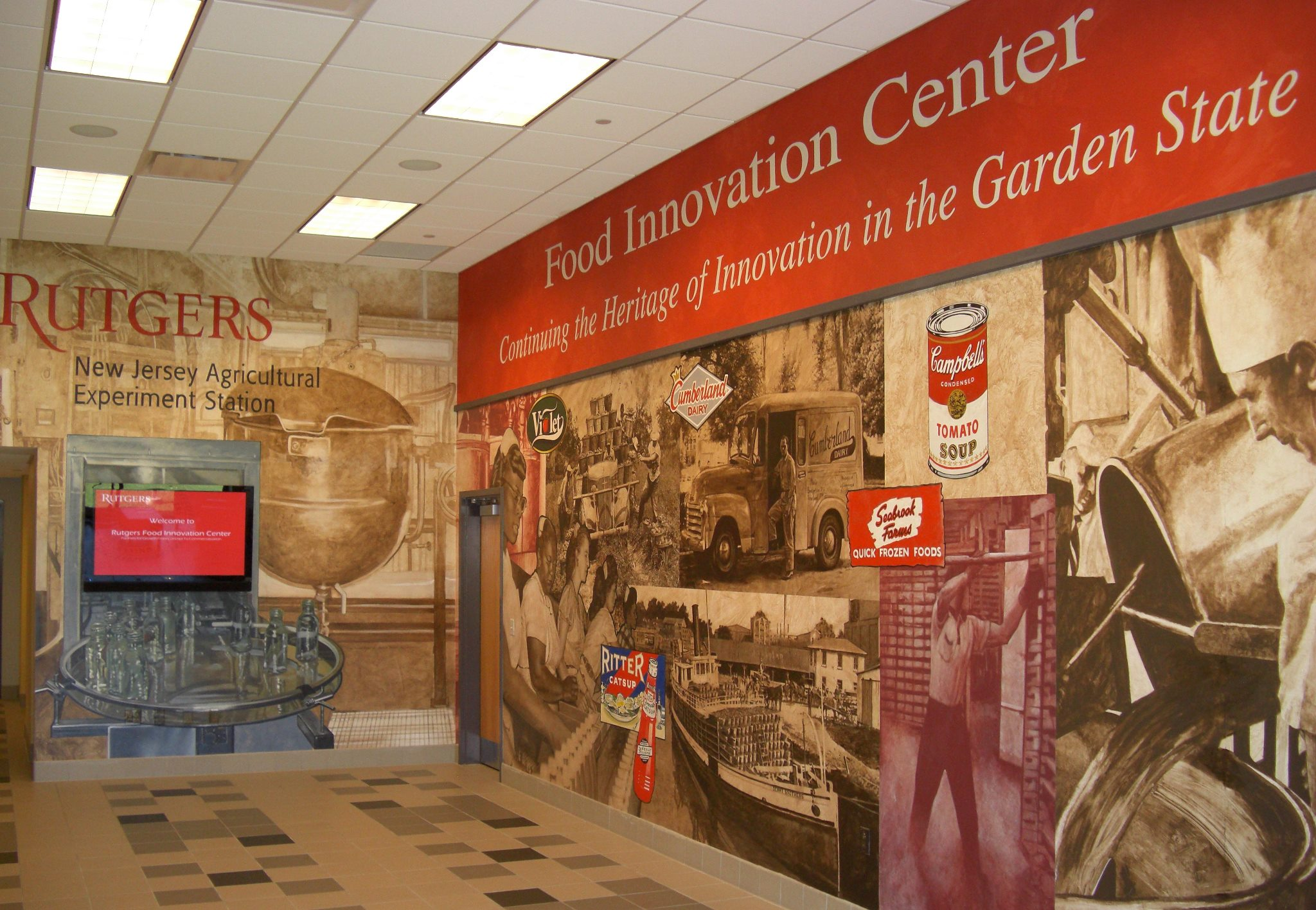 How We Did it: Rutgers Food Innovation Center Video Presentations