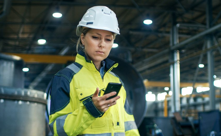 Staying In-Touch: Mobile Apps and Industrial Marketing