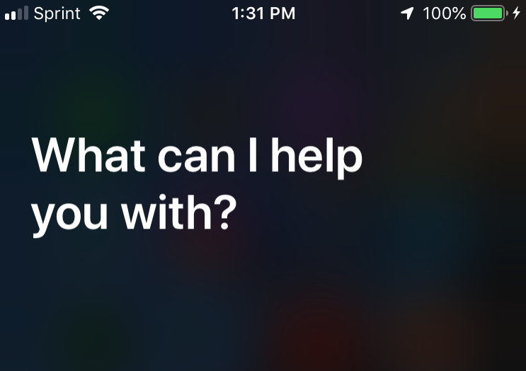 Hey, Siri…is my website optimized for voice search?