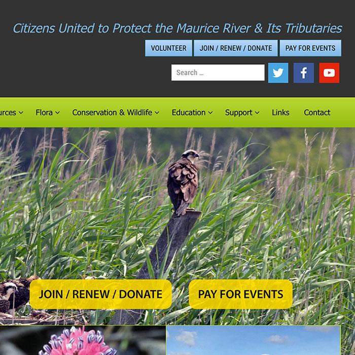 CU Maurice River